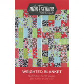 Weighted Blanket Pattern from Man Sewing
