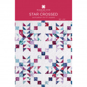 Star Crossed Quilt Pattern by Missouri Star