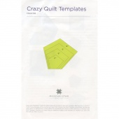 Missouri Star Crazy Quilt Templates - Missouri Star Quilt Co ...