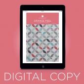 Digital Download - Orange Peel Quilt Pattern by Missouri Star