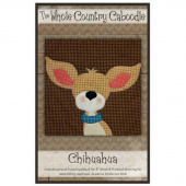 Chihuahua Precut Fused Appliqué Pack