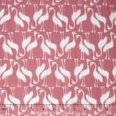 Pond - Cranes Rose Yardage