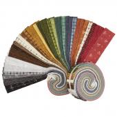 "Woolies Heritage Flannel 2.5"" Strips"