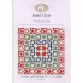 Twizzle Quilt Pattern
