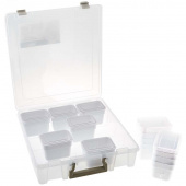 Super Satchel Box with Bins