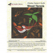 Wood Thrush Pattern