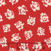 Smitten - Lovely Red Yardage