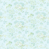 Dover - Field Floral Sea Glass Yardage