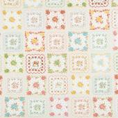 Granny Chic - Handkerchief Multi Yardage