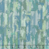 Twilight Tones - Edges Teal Yardage