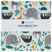 """Wild About You 10"""" Squares"""