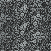 Juniper - Main Gray Metallic Yardage
