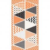 Holiday Banners - Halloween Orange Panel