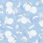 Ambrosia Farm - Freshly Picked Denim Fabric Yardage