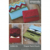 Crossroads Tech Travel Pouch Pattern
