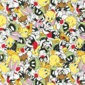 Looney Tunes - Party Multi Yardage