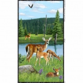 Oh Deer! - Large Multi Panel