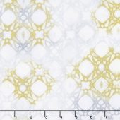 Zephyr - Basket Weave Air Metallic Yardage