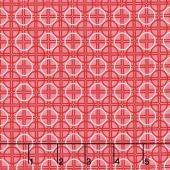 Bee Basics - Basics Circle Red Yardage