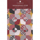 Wandering Star Quilt Pattern by Missouri Star