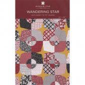Wandering Star Quilt Pattern by Missouri Star