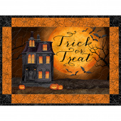 Haunted Night Place Mats Kit
