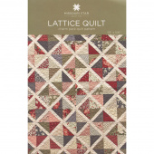 Lattice Quilt Pattern by Missouri Star