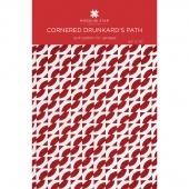 Cornered Drunkards Path Quilt Pattern by MSQC