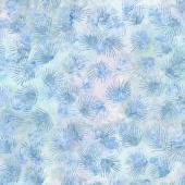 Artisan Batiks - Serenity Lake Pine Needles Pastel Yardage