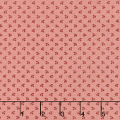Harriet's Handwork 1820-1840 - Drawing-In Sweet Pink Yardage