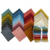 Laundry Baskets Favorites Linen Texture Fat Quarter Bundle