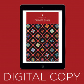 Digital Download - Flower Chain Quilt Pattern by Missouri Star