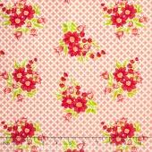 Handmade - Gwendolyn Coral Yardage