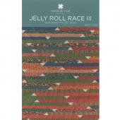 Jelly Roll Race 3 Quilt Pattern by Missouri Star