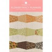 Flower Fancy Runners Pattern by MSQC