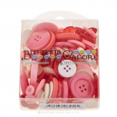 Variety Buttons - Tote Bag Love