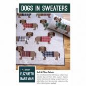 Dogs in Sweaters Pattern