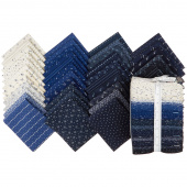 Indigo Gatherings Fat Quarter Bundle