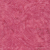 Tonga Batiks - Colorwheel Forest Dotty Spiral Lotus Yardage