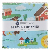 Nursery Rhymes Charm Pack