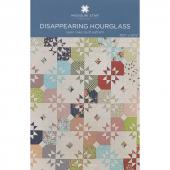 Disappearing Hourglass Quilt Pattern by Missouri Star