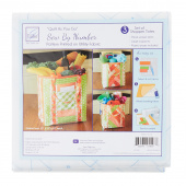 Shopper Totes Quilt As You Go Sew By Number Preprinted Utility Fabric