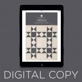 Digital Download - Oberlin Quilt Pattern by Missouri Star