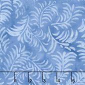 Tonga Batiks - Skyview Pine Needles Sky Yardage