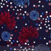 Patriots - Fireworks Americana Yardage