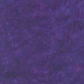 Lava Batik Solids - Royalty Lava Concord Yardage