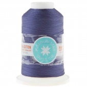 Missouri Star Cotton Thread 50 WT King Spool 3000 YDS - Light Navy