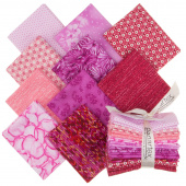 Color Spectrum Favorites Pink Fat Quarter Bundle