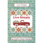 Live Simply Pattern
