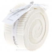 "Cotton Couture Soft White 2.5"" Strips"